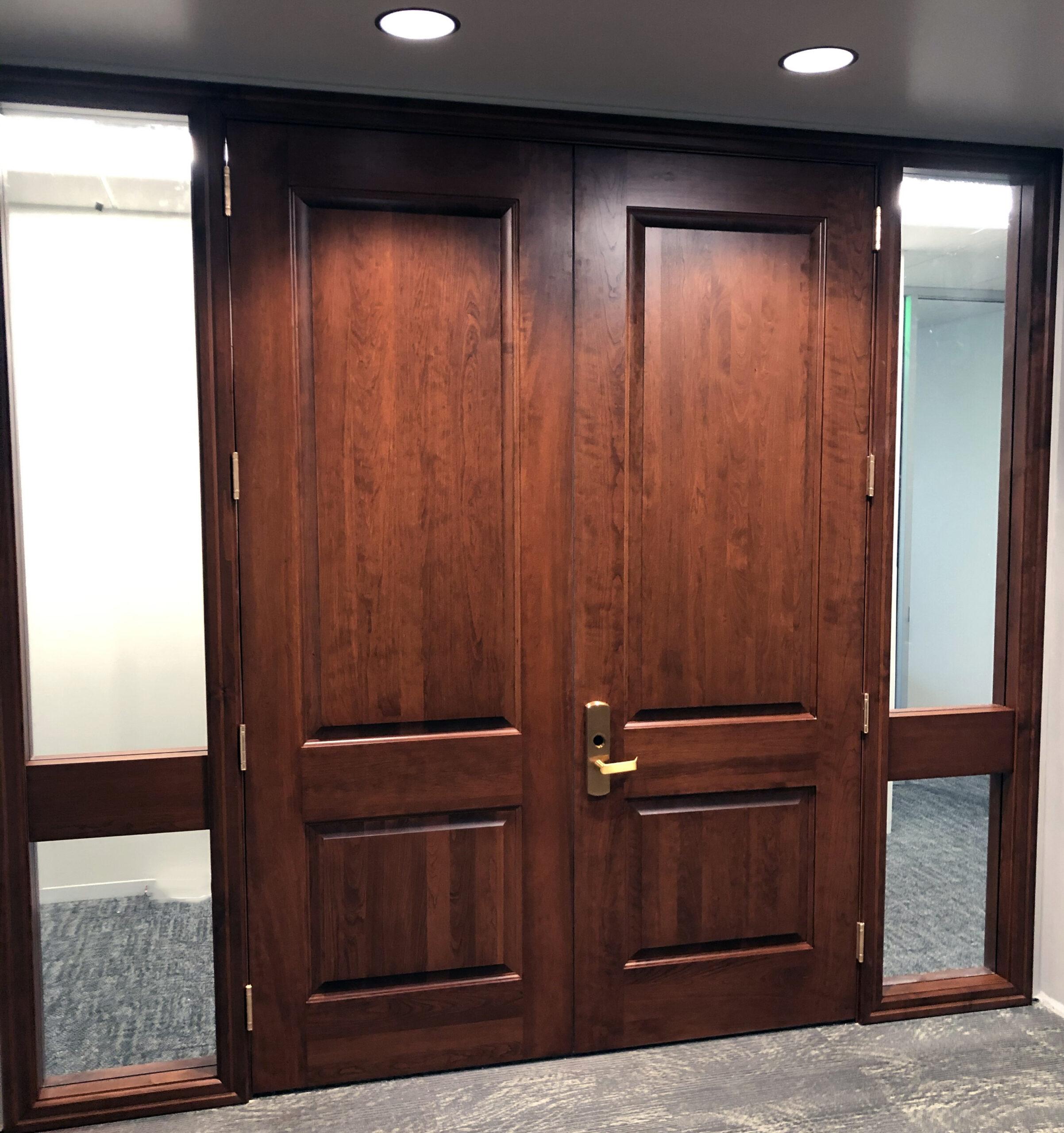 Mirror Works-Horn Doors